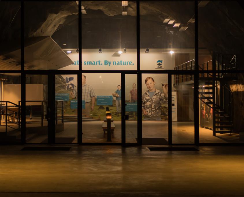 LKAB visitor centre