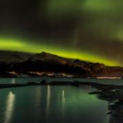 Arctic Winter lights - Aurora - Copyright Trygve Selmer