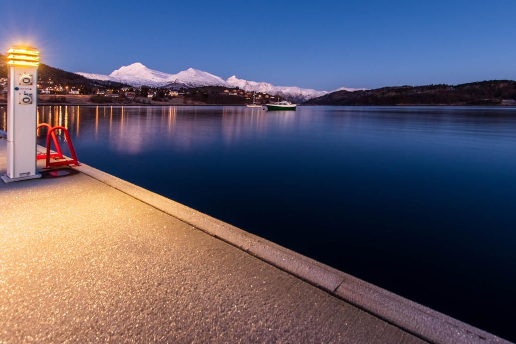 Long exposure HDR - Mørketidslys - Copyright Trygve Selmer