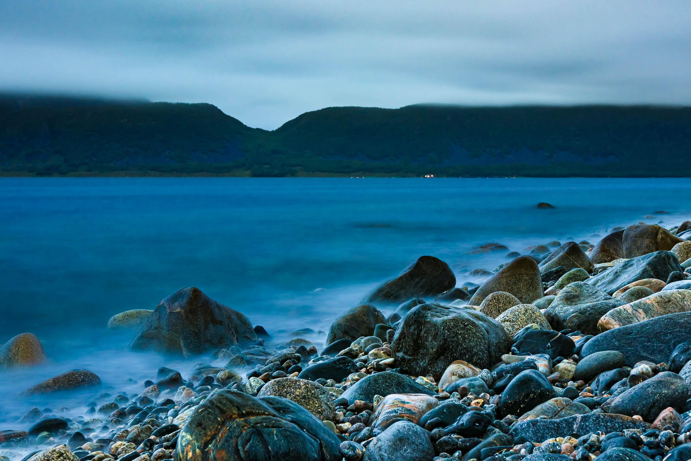 Long exposure - Nupen - Copyright Trygve Selmer